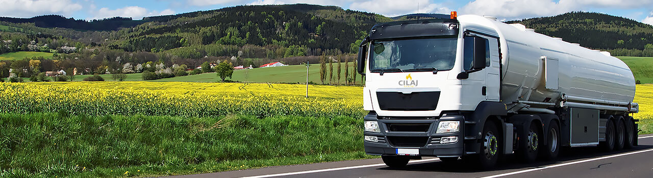 Cilaj Energi leverer biobrændsel com bioolie, fyringsolie og fr